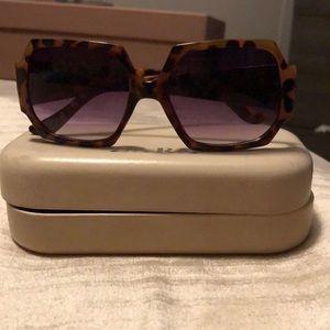 Zara sunglasses w/ case